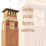 Time is not recycleable