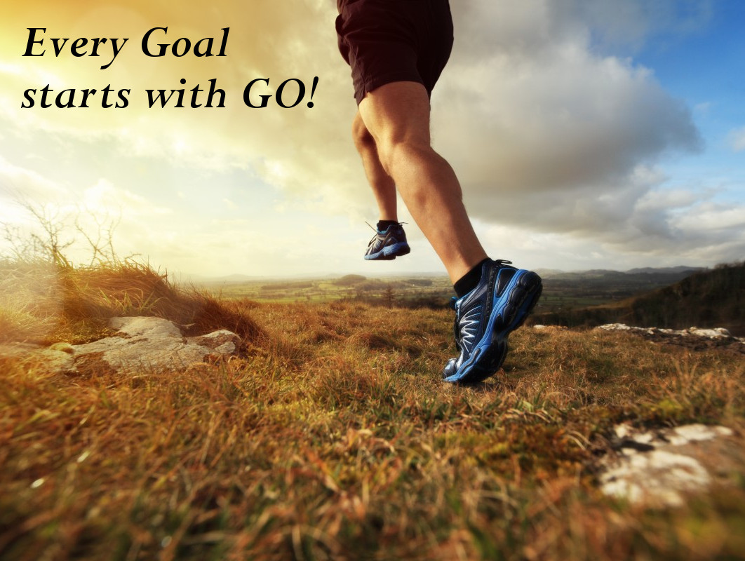 Every Goal Starts With Go