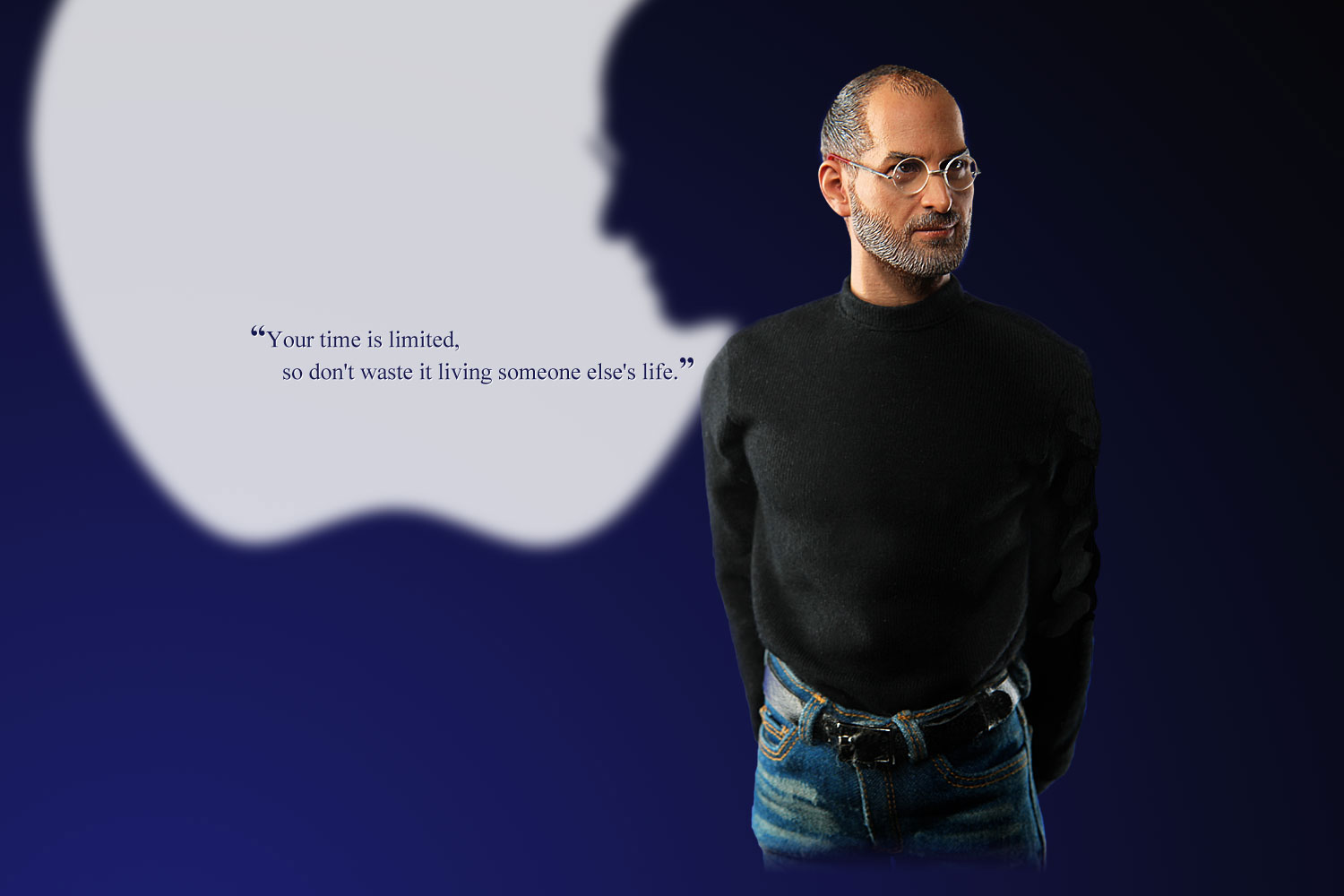 Steve Jobs Inpsirational Quote Inspirational Quotes Timer